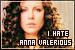 Anna Valerious Hatelisting