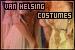 Van Helsing: Costumes