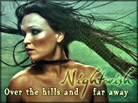 That fateful night - Nightwish: Over the hills and far away