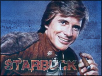 on the heroic side - Starbuck