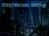 Shadow and Light - Gotham City