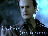 Odd One Out - Trickster, The (Gabriel)