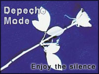 Words are Meaningless - Depeche Mode: Enjoy the Silence