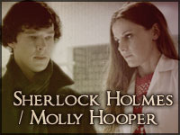 Well, actually maybe - Sherlock Holmes and Molly Hopper
