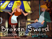 Shadow of the Templars - Broken Sword