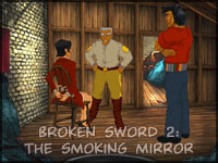 The smoking mirror - Broken Sword 2