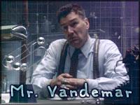 Hunger - Mr. Vandemar