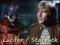 Fascination - Lucifer and Starbuck Relationship