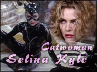 Hell Here - Selina Kyle aka Catwoman