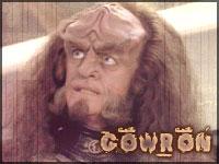 Warrior Politician - Gowron