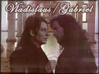 Common Past - Vladislaus Dragulia / Gabriel Van Helsing Relationship