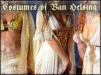 Flamboyant diversity - Costumes of (Van Helsing)