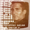 Commander Sinclair - Babylon 5