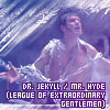 Dr. Jekyll / Mr. Hyde - League of Extraordinary Gentlemen