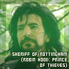Sheriff of Nottingham - Robin Hood: Prince of thieves