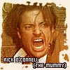 Rick O'Connell - The Mummy